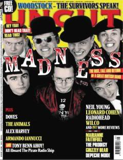 Uncut's magazine, featuring an article on Madness